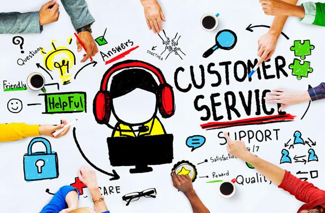 Cost of customer service