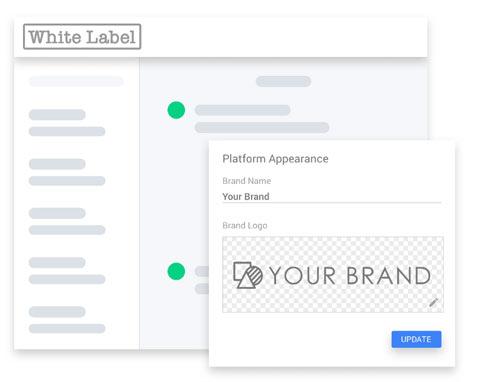 Whitelabel chatbot platform