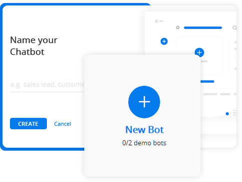 Create bot and name